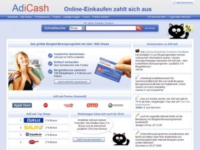 www.adicash.de