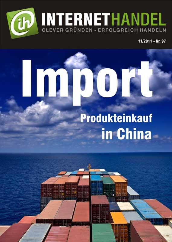 INTERNETHANDEL - Thema China