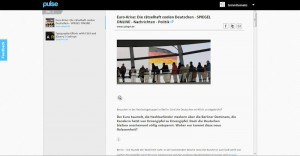 Pulse - Desktop Browser News Reeder