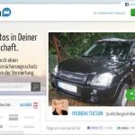 Tamyca - Carsharing Dienst