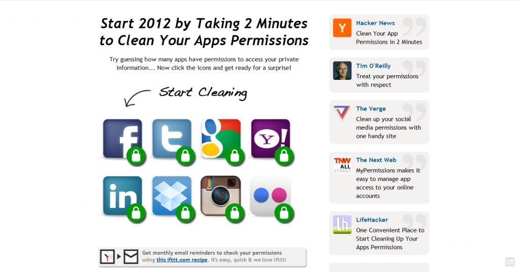 MyPermission - App Zugriffe auf Netzwerke steuern