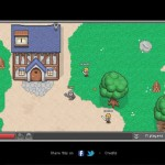 Browser Quest Ingame Szenen