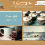 PicMonkey Startseite