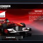 Formula 1 Online Autowahl