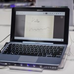 Samsung Ativ mit Hauseigener NotizenApp
