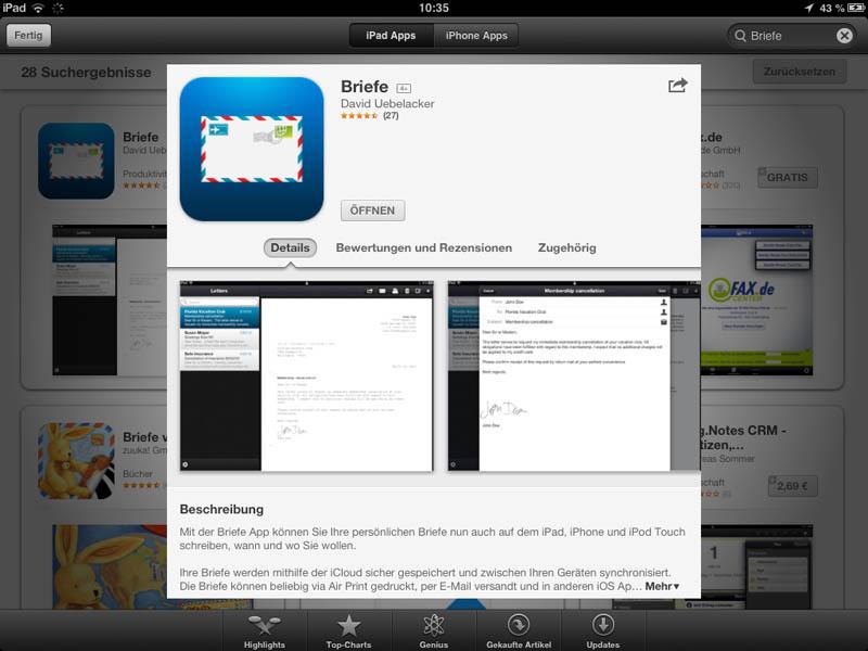 Briefe Und Xd : Briefe schreiben mit der app webninja tech und
