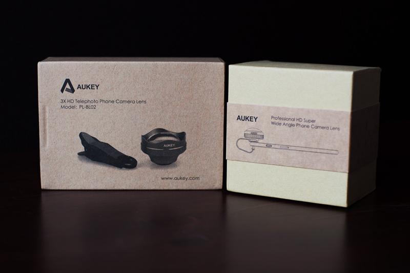 Aukey Smartphone Lenses