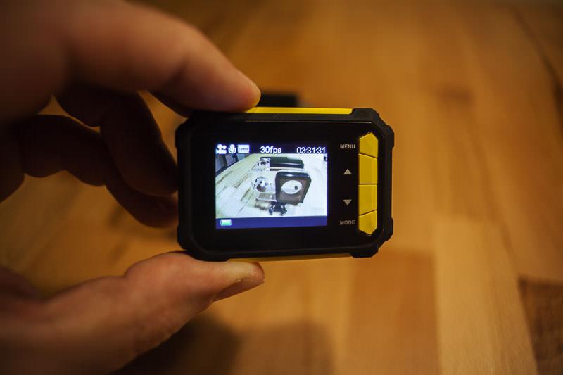 Aukey Action Kamera